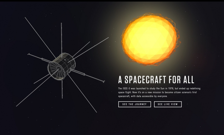 A Spacecraft for All website