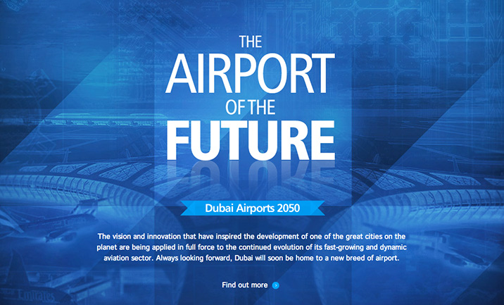 The Airport Of The Future website