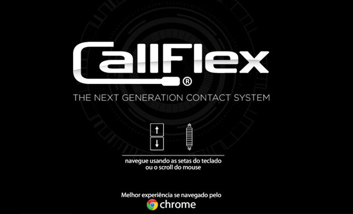 CallFlex website
