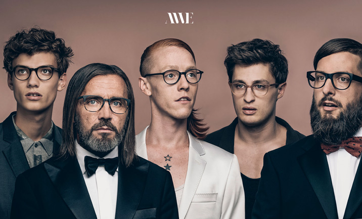 Andy Wolf Eyewear website