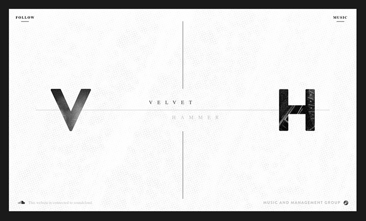 Velvet Hammer website