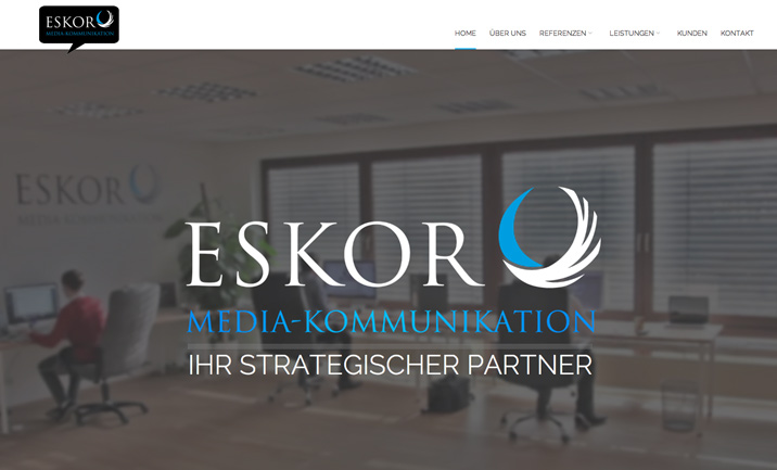 ESKOR website