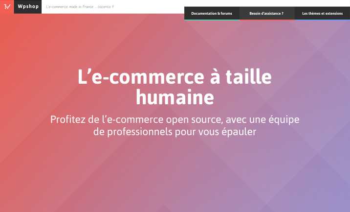 WPshop e-commerce for Wordpress