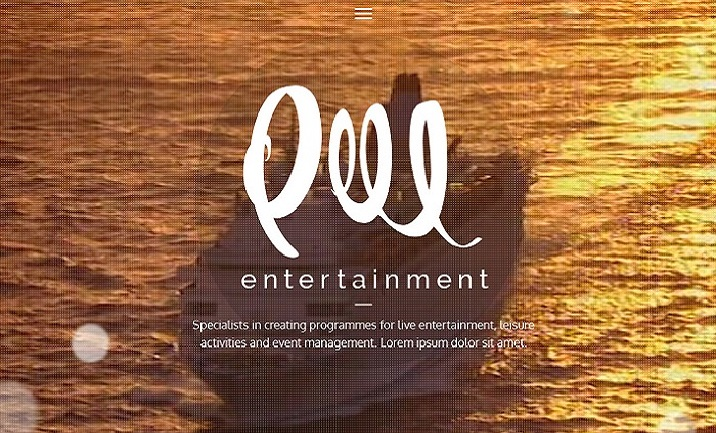 PEEL Entertainment Group website