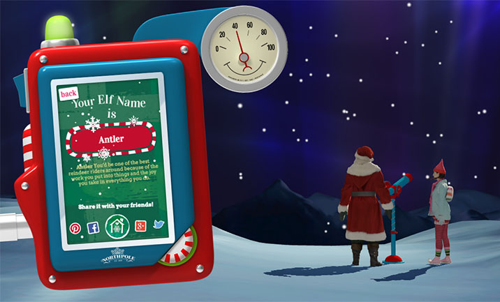 Northpole Share the Happiness screenshot 2