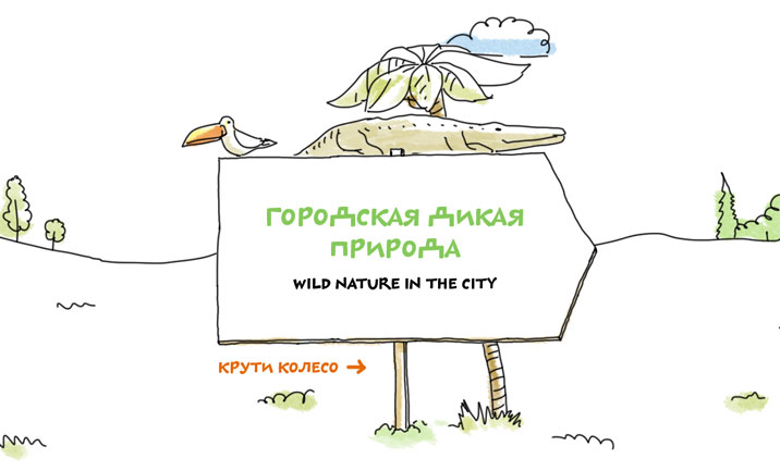 Wild Nature In Kazan website