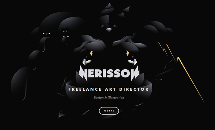Nerisson website