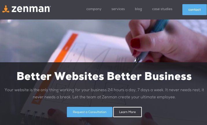 Zenman  website
