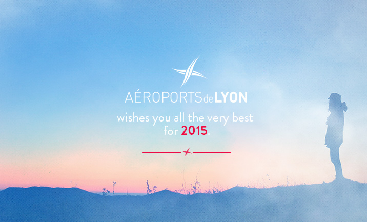 Aeroport de Lyon wishes website