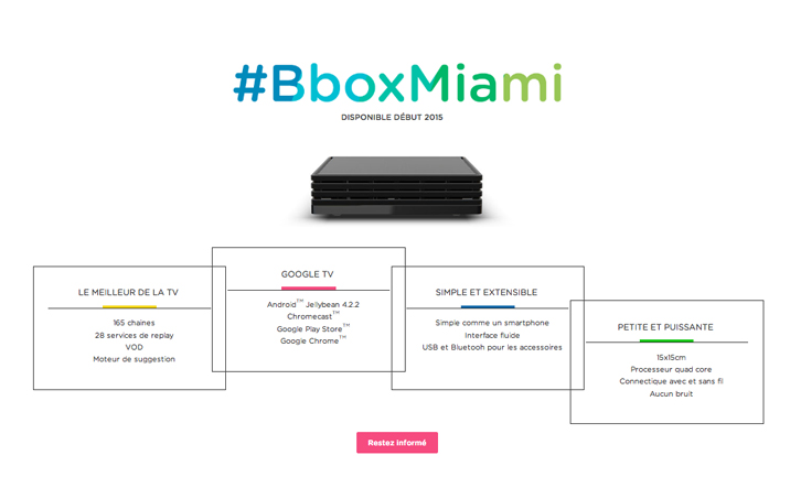 Bbox Miami website