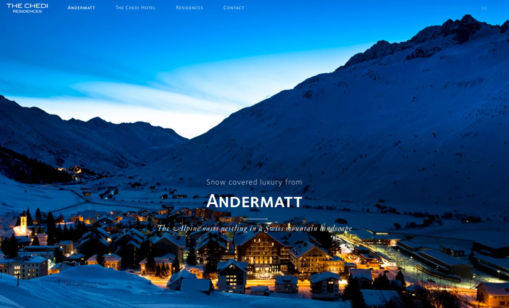 The Chedi Andermatt Residences screenshot 3