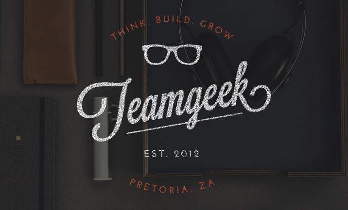 Teamgeek website