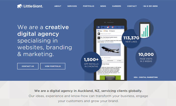Little Giant digital agency