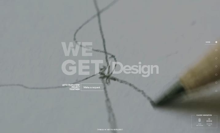 Weget Nederland website