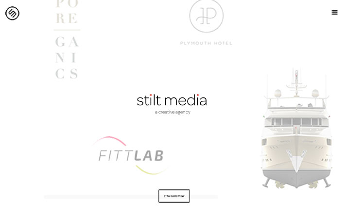 Stilt Media website