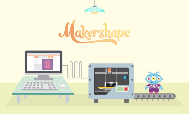 Makershape website