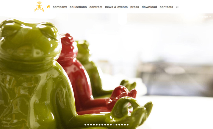 Silik & Creazioni designed by Vergani&Gasco