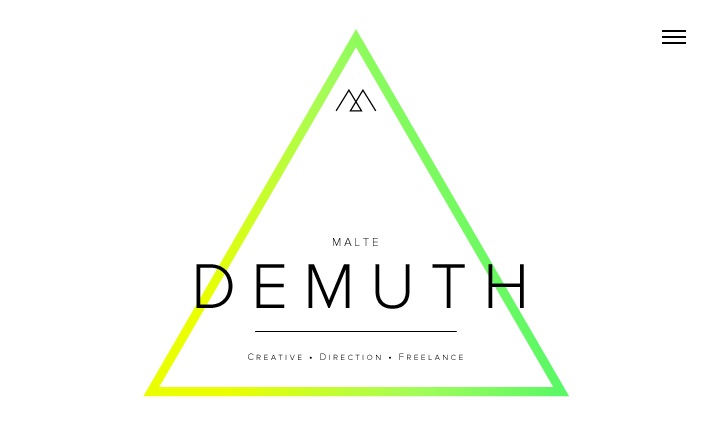 Malte Demuth  website