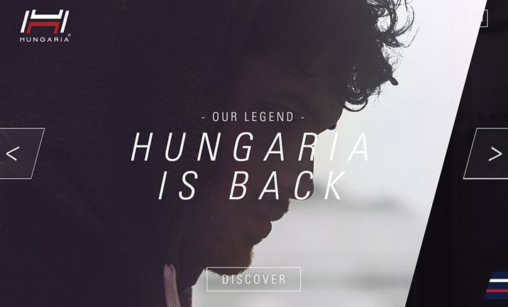 Hungaria  website