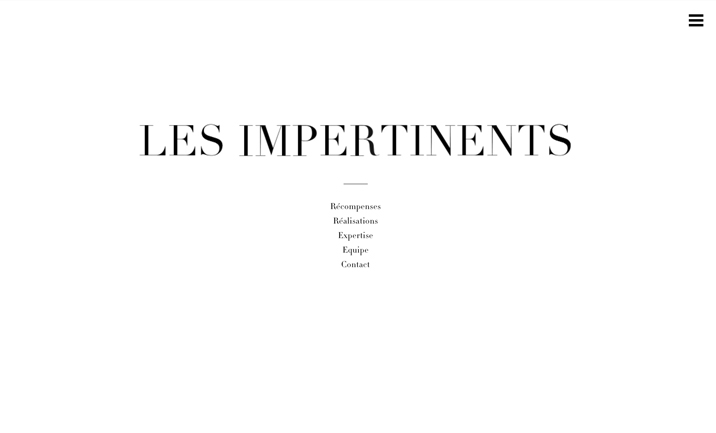 Les Impertinents