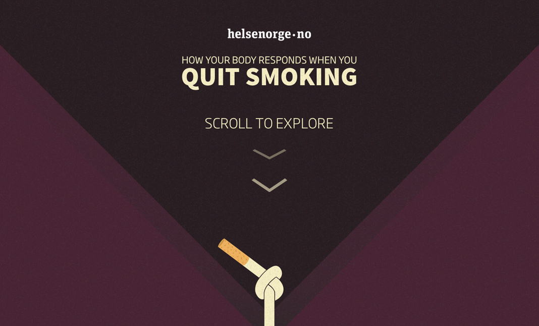 Quit Smoking website