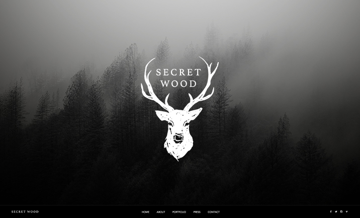 Secret Wood | Filmmakers website