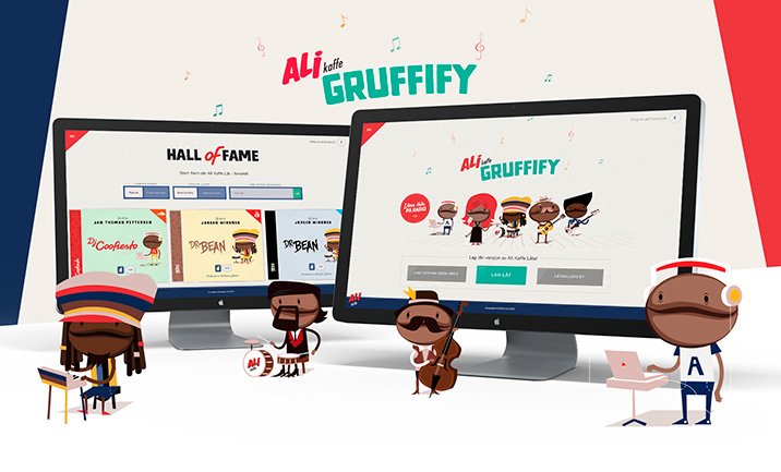 Gruffify website