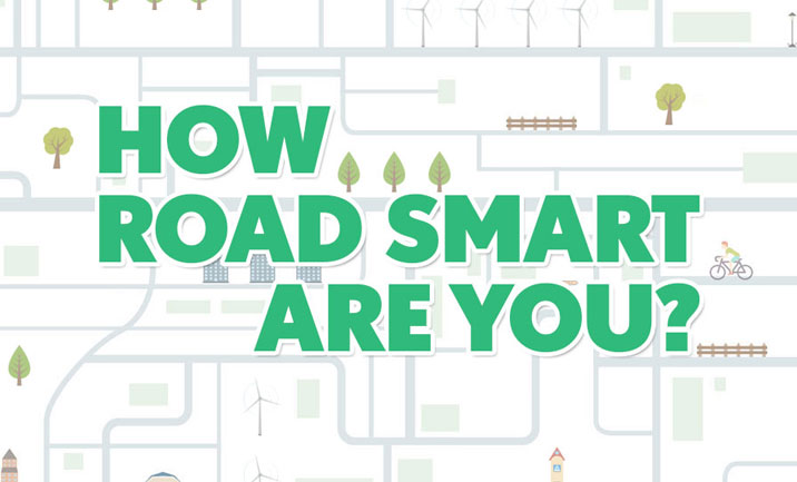 How Road Smart Are You? website