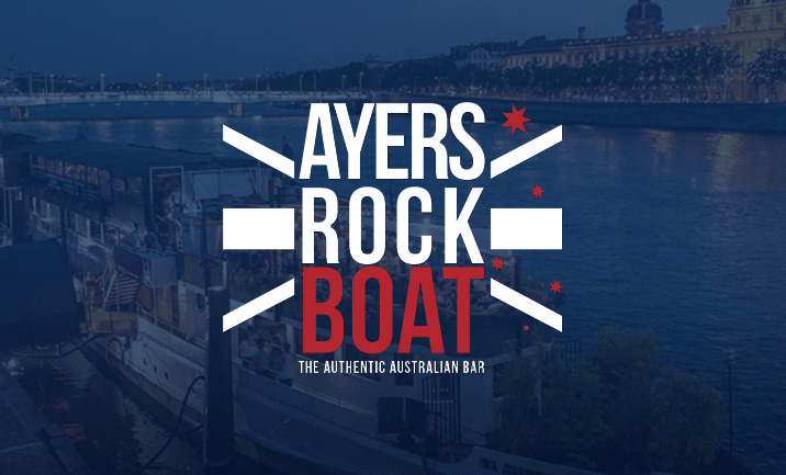 Ayers Rock Boat website