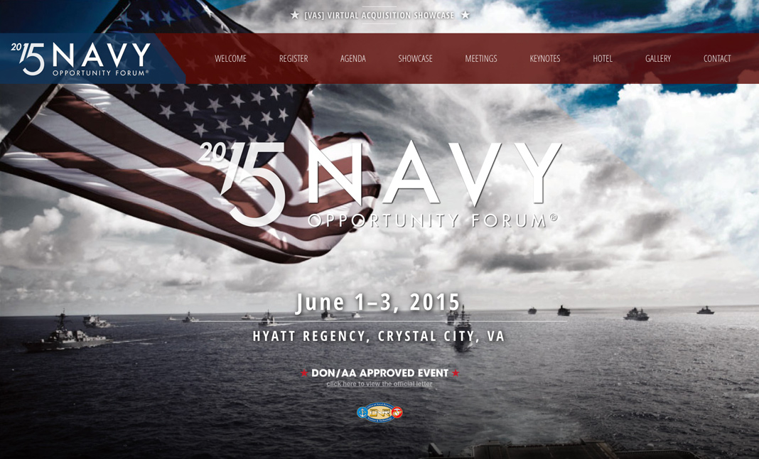 Navy Opportunity Forum