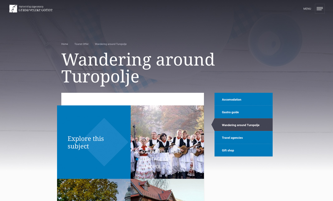 Tourist Board of Velika Gorica screenshot 3