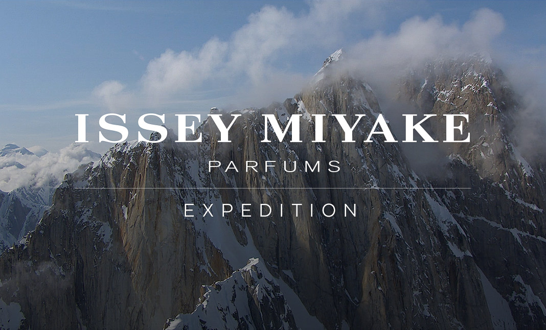 GQ & Issey Miyake Expedition