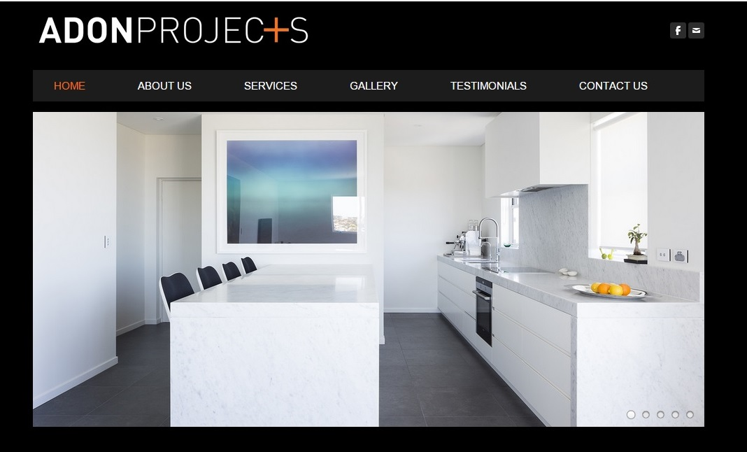 ADON Projects website