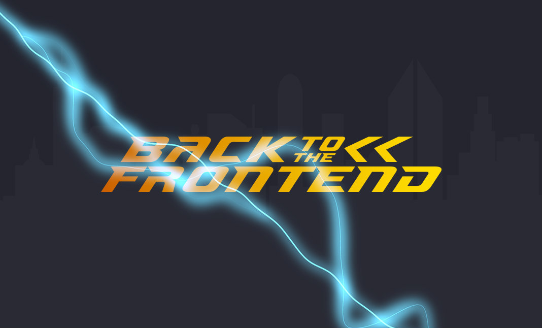 Back to the Frontend website
