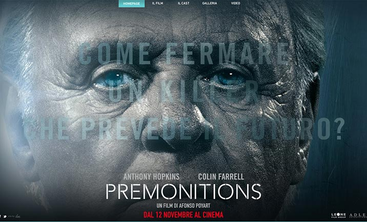 Premonitions website