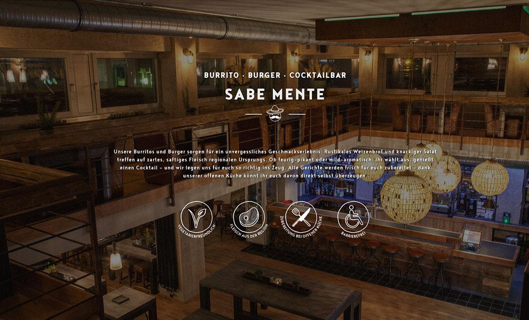 sabemente restaurant bar designed by daro. Black Bedroom Furniture Sets. Home Design Ideas