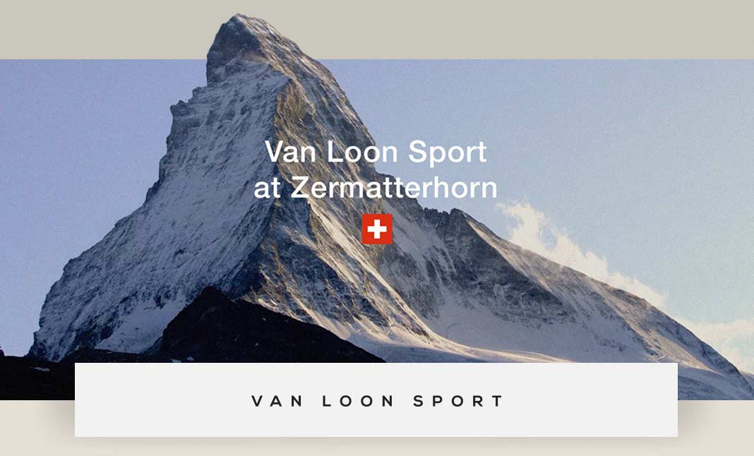 Van Loon Sport website
