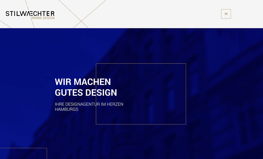 Stilwaechter Design GmbH website