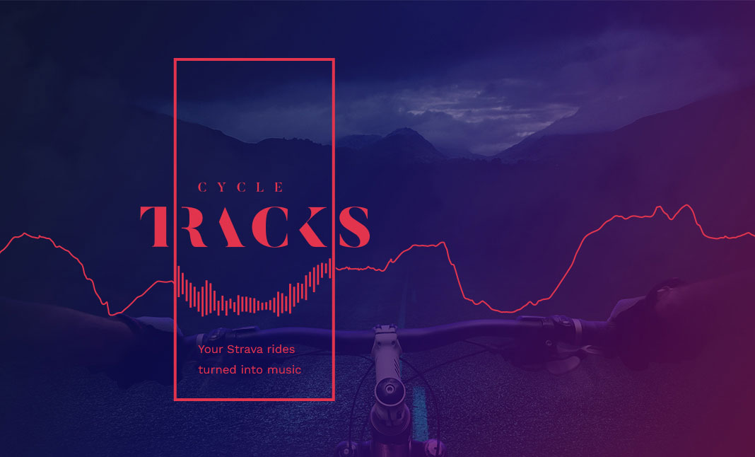 Cycle Tracks website