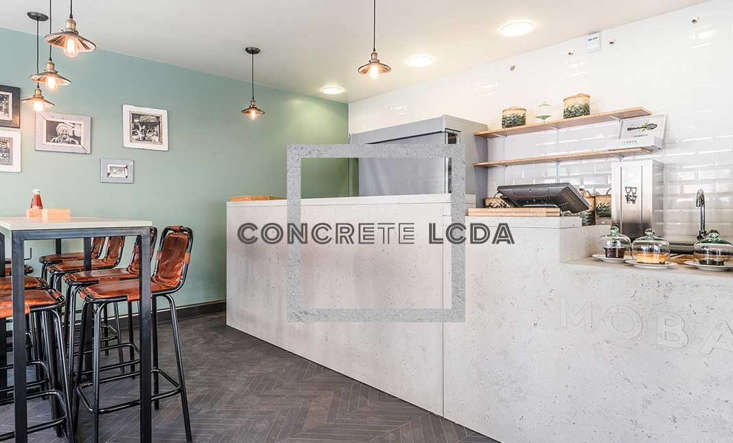 Concrete LCDA designed by Akaru