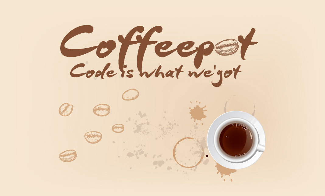Coffeepot Web Developers website