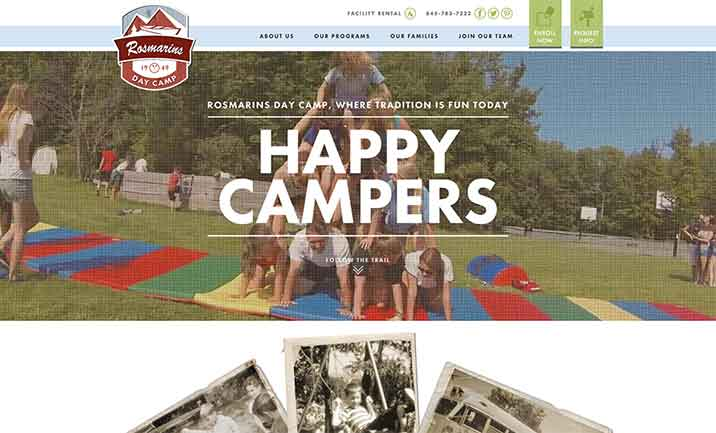 Rosmarins Day Camp