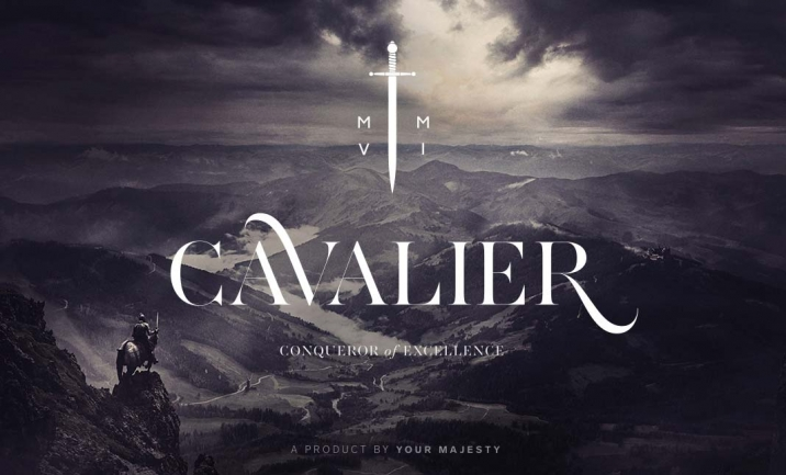 Cavalier Conqueror of Excellence website