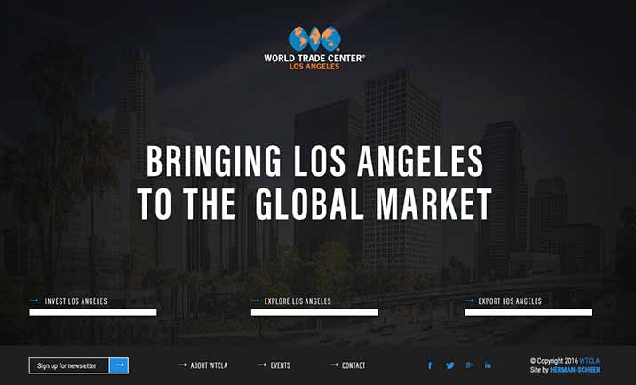 World Trade Center: Los Angeles