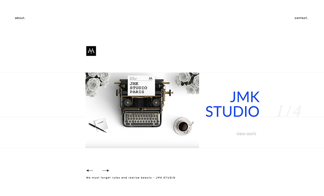Mr.JMK website