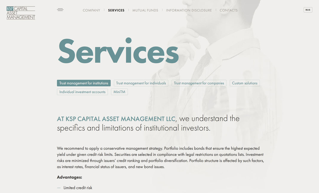 KSP Capital Asset Management screenshot 3