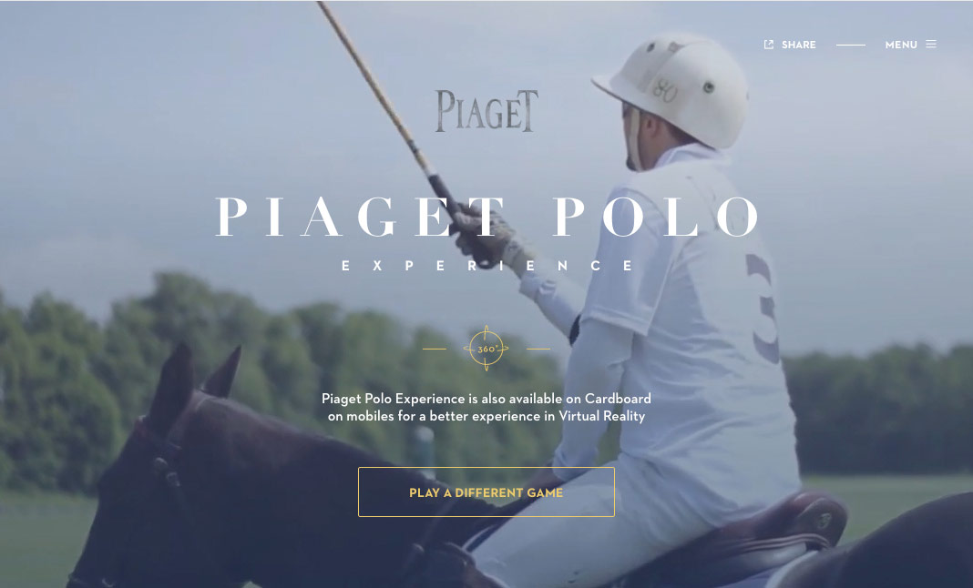 Piaget: Polo Experience