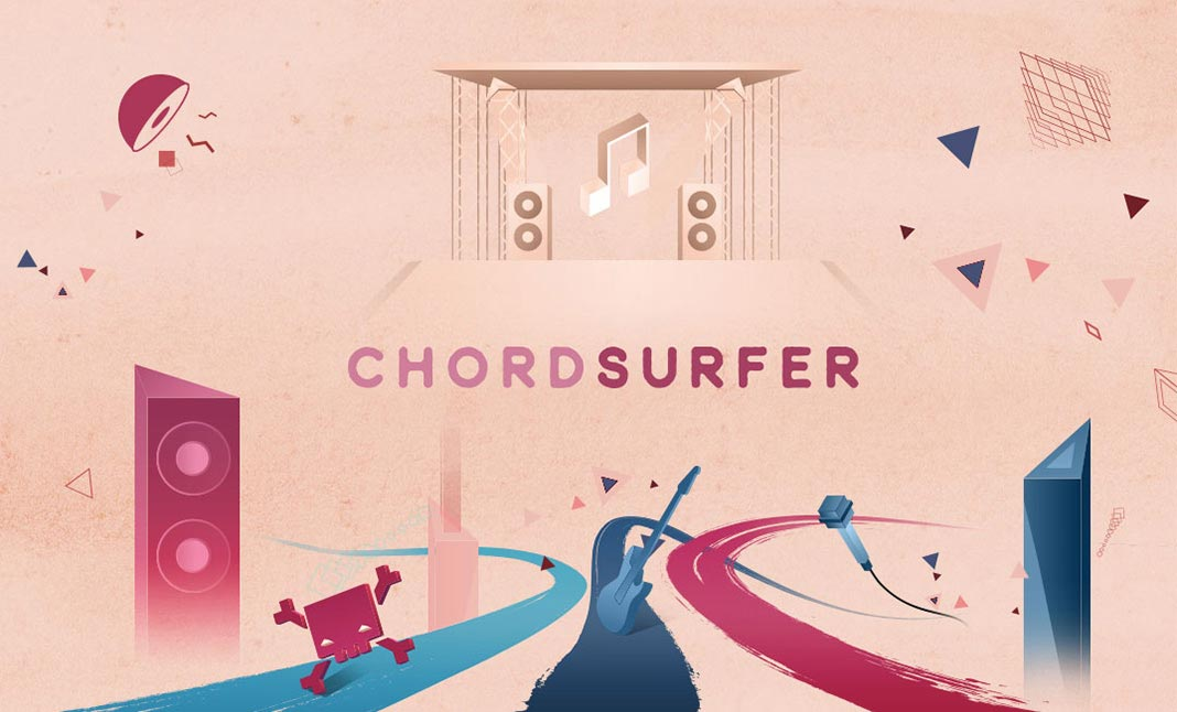 Chordsurfer  website