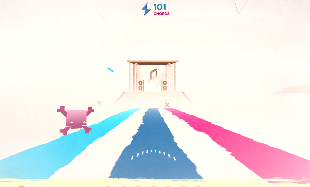 Chordsurfer  screenshot 2
