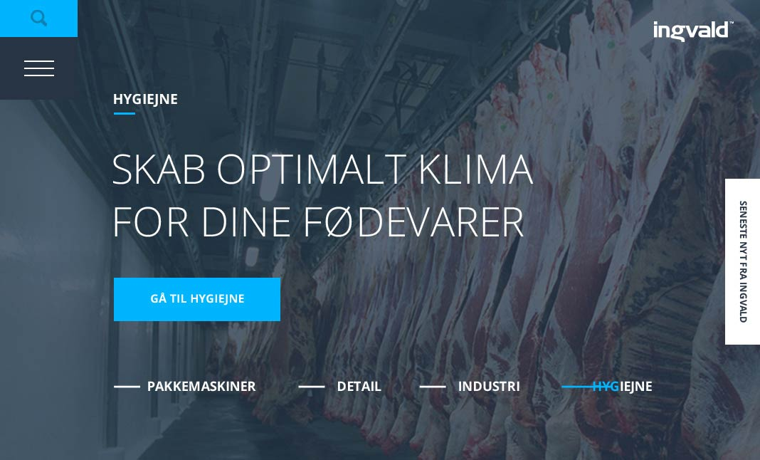 Slagterimaskiner website